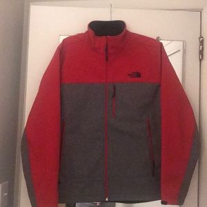 New men's north face jacket